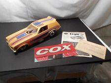 Cox 049 Vega Funny Car