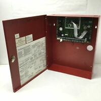 Ademco VISTA-100 Partitioned Security System Fire/Burglary Alarm Control Cabinet