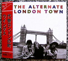 PAUL McCARTNEY WINGS THE ALTERNATE LONDON TOWN CD mini lp Obi NEW Sealed
