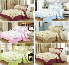 Modern 100% Cotton Decorative Quilts & Bedspreads