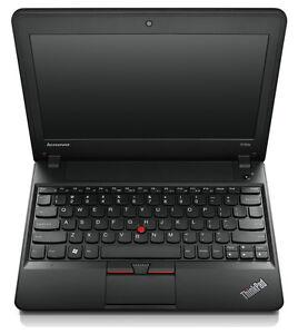 LENOVO X130E GLOSS WHITE DUAL CORE ( 4gb 128gb SSD  ) WEBCAM WINDOWS 10 PRO