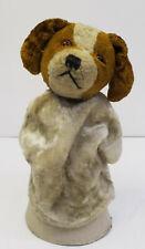 Antique toy - Steiff Hund Bully Handpuppe Kasperl Theater Puppe - Vorkrieg