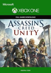 Assassin's Creed Unity (Microsoft Xbox One , Xbox Series X I S) - Digital Code