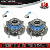 2PCS FOR Buick Lucerne Cadillac DTS Front Wheel Hub Bearing Assembly 513179