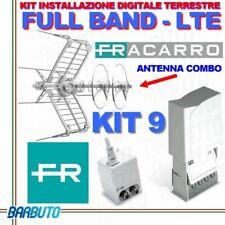 FRACARRO KIT 9 EVO CON SIGMA COMBO LTE + MAP2r3+U + MINI POWER 12P COD 217941