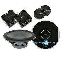 "INFINITY PR6500CS 6.5"" 2-Way Component Speaker System 320W Peak also fits 6.75"""