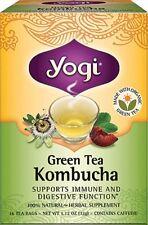 Green Tea  Kombucha - Yogi Tea