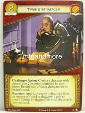 A game of thrones 2.0 LCG - 1x #070 Tywin's stratagem-The Red Wedding
