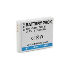 New NB-6L Replacement Battery for Canon PowerShot SX610 HS SX710 HS SX530 HS