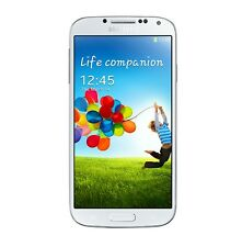 5.0'' (White) Samsung Galaxy S4 GT-I9500 13MP 16GB Android Unlocked Cell Phone