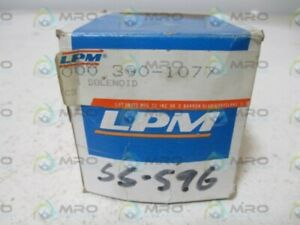 LPM  390-1077 SOLENOID * NEW IN BOX *