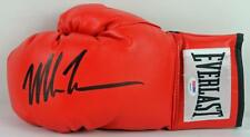 Mike Tyson Authentic Signed Boxing Glove Autographed In Black PSA/DNA ITP