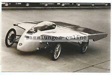 MERCEDES-BENZ Alpha-Real Solarmobil Foto Photo Tour de Sol 1985 Automobil -2