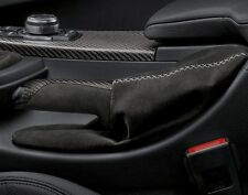 BMW M Performance carbon brake handle with Alcantara Boot for F30 F31 F32 F33/6