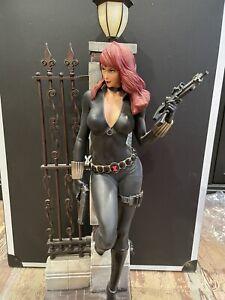 Xm Studios Black Widow Avengers Statue Figure 1:4 Scale