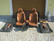 Audi A5 F5 Sportback Leder Sitze Lederausstattung Sportsitze Sitzheizung V