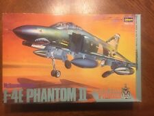 1/48 Hasegawa F-4E PHANTOM II Scale Plastic Model Kit NEW Tamiya Monogram Revell