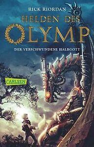Helden des Olymp, Band 1: Der verschwundene Halbgott von... | Buch | Zustand gut