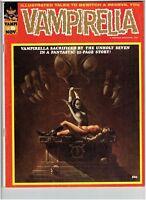 Vampirella #8 Warren Magazine 1970 Key Book
