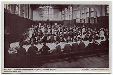 P.C Royal Masonic Institution For Boys Dining Hall Bushey Hertfordshire R P