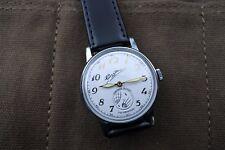 Vintage Soviet USSR CCCP Sputnik (Satellite) hand wound wristwatch