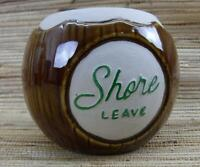 Tiki Mug Shore Leave Tiki Bar Coconut Tiki Mug Boston Tiki Bar Palm Leaf 8