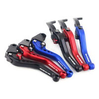 GSX-R Short Brake Clutch Levers For SUZUKI GSXR 125/150/250/600/750/1000 98-2020