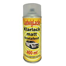 KLARLACK kratzfest 1 Spraydose  MATT  400ml Autolack Made in Germany FreiHaus