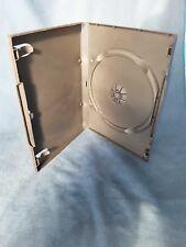 14 CUSTODIE SINGOLE DVD / CD IN PLASTICA A LIBRO CON PORTA LOCANDINA