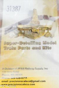 Precision Scale HOn3 #31387 Pilot, Modern Tube Type, (Brass Casting)