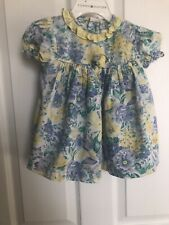 BabyGirl's Floral Dress 18 Months,Very Good Condition
