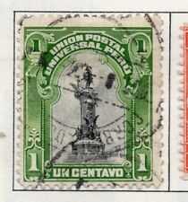 Peru 1905-21 Early Issue Fine Used 1c. 182287