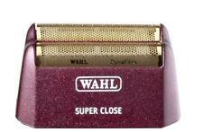 Wahl Shaver Replacement Super Close Foil Gold 5 Star Series