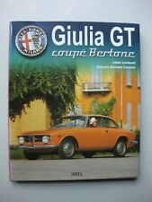 Alfa Romeo Giulia GT Coupe Bertone Julien Lombard Book 2006 176 pages German txt