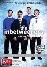 INBETWEENERS, THE : Series 3 (DVD, 2011) NEW