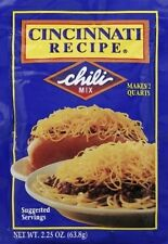 Cincinnati Recipe Chili Mix - 2.25 oz Packets (Pack of 12)