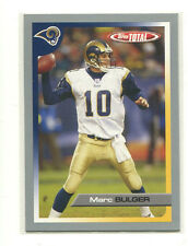 2005 Topps Total Silver #222 Marc Bulger St. Louis Rams
