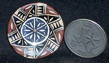 Miniature Southwest Native American Indian Gloria Bogulas #1331 Plate Platter