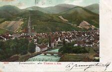 (68) THANN Souvenir de  1907 tour des sorcières  ( Haut Rhin )
