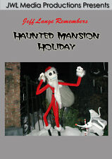 Disneyland Haunted Mansion Holiday DVD Original 2001 Edition, Oogie Boogie 2005