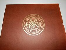 The Grand Duchy Le Grand Duche De Luxembourg by Peter Sherwood Limited Edition