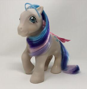My Little Pony Vintage G1 MLP ~ Gingerbread ~ Twinkle Eye ~ Lovely Hair!