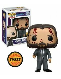 Funko Pop Jhon Wick Limited chase