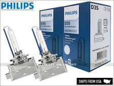 New! D3S PHILIPS WHITE VISION 5000K 42403WHV2C1 HID XENON BULBS +120% Light 35W