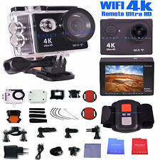 GO PRO SJ4000  Helmet Camera Waterproof  Ultra 4k Wifi Remote Sports Camera DVR