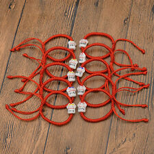 Red String Bracelet Bangle Rope Chinese Fengshui Cat Fortune Jewelry Gift Random