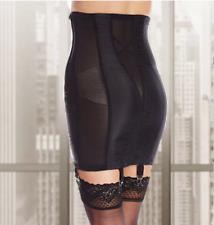 10% off RETRO GLAMOUR FIRM shapewear RAGO 1294 GIRDLE BLACK 6 strap