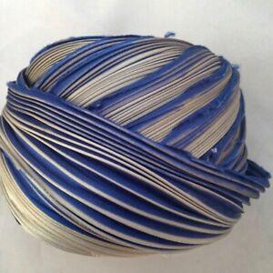 Shibori Silk Hand Dyed - Twilight
