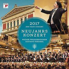 Gustavo Dudamel/Vienna Filarmonica-Concerto di Capodanno 2017 3 VINILE LP NUOVO