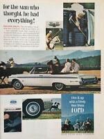 1962 Ford license plate tag 62 Galaxie 500 Falcon Fairlane Starliner Thunderbird